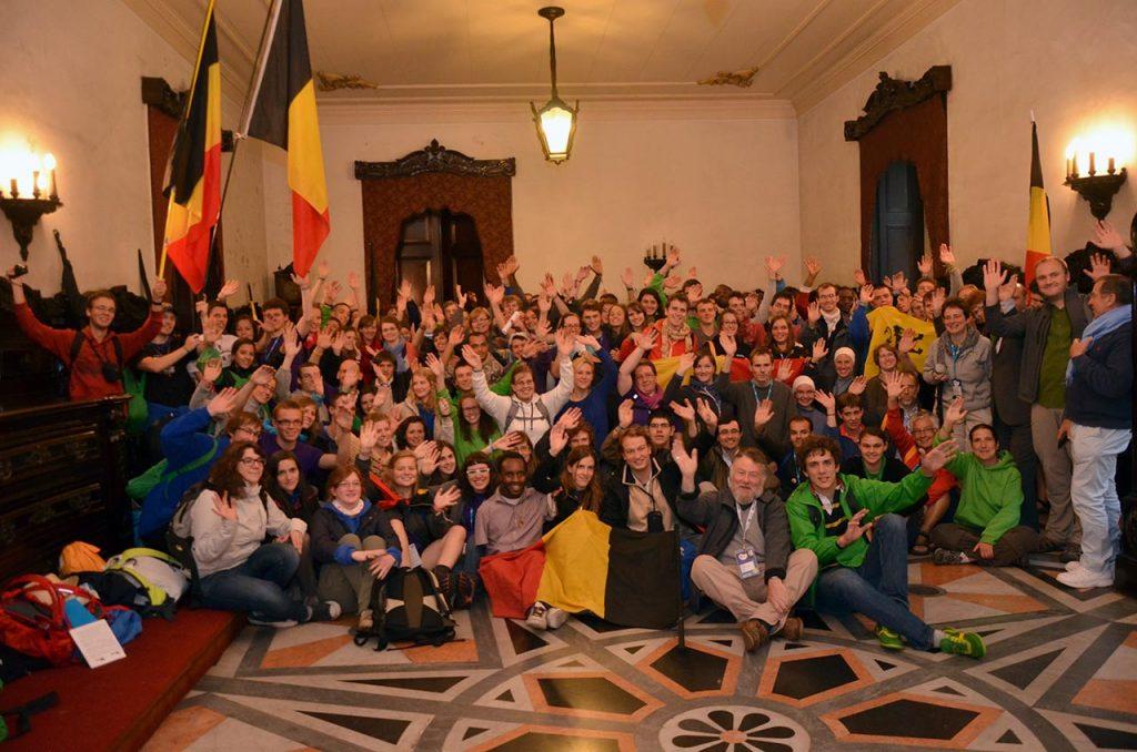 Jornada Mundial da Juventude (JMJ) no Rio