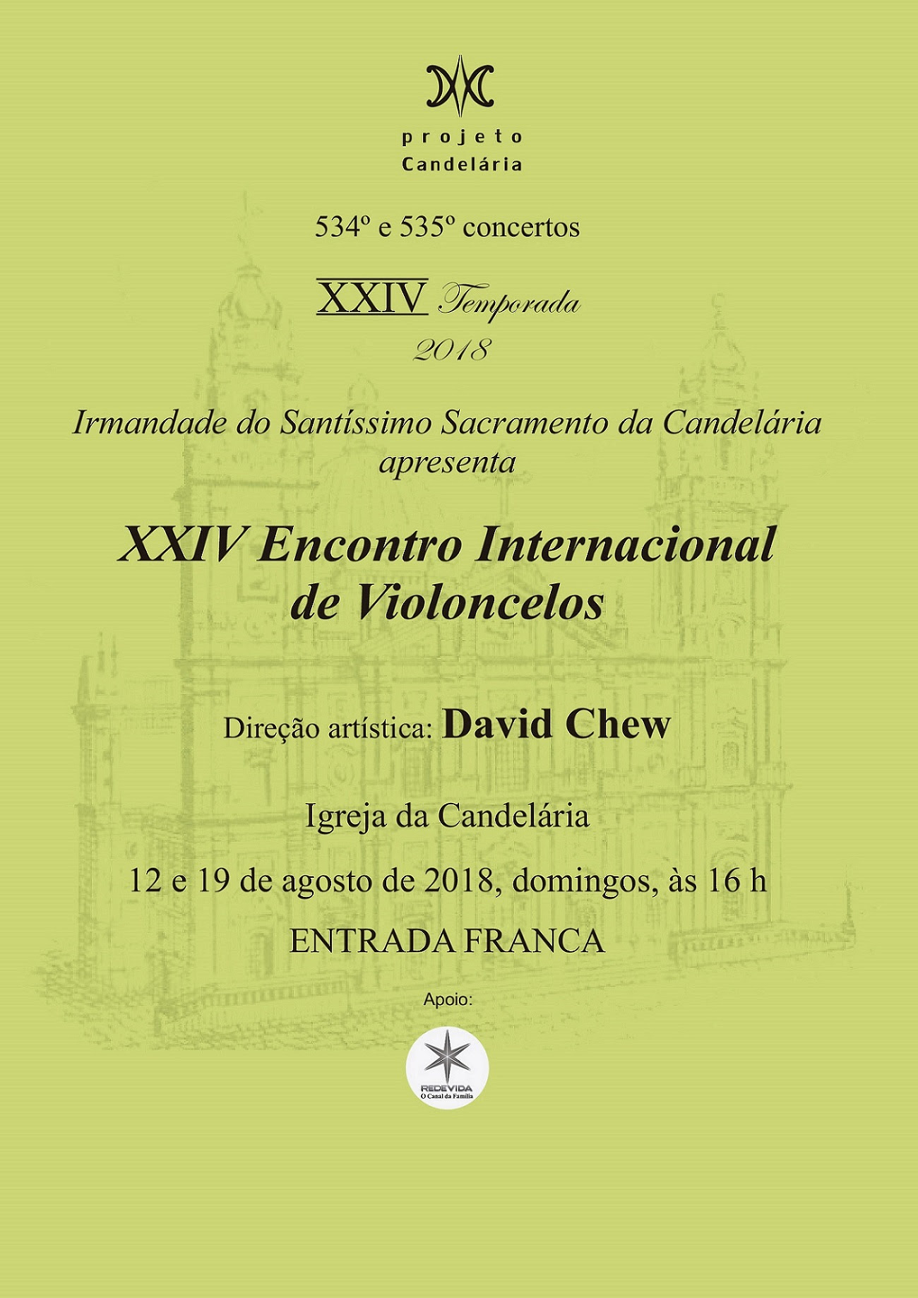 Concertos Agosto 2018 534 - 535