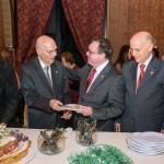 Missa de Ação de Graças pelos noventa anos do Professor Adolpho Polillo