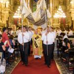 Transladação do Santíssimo Sacramento para o altar de Nossa Senhora das Dores